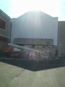 The sun is shining on Impact Thrift Stores Feasterville
