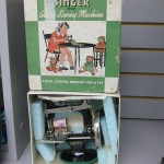 sewing machine with original box