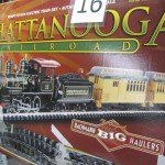 railroad set in original box