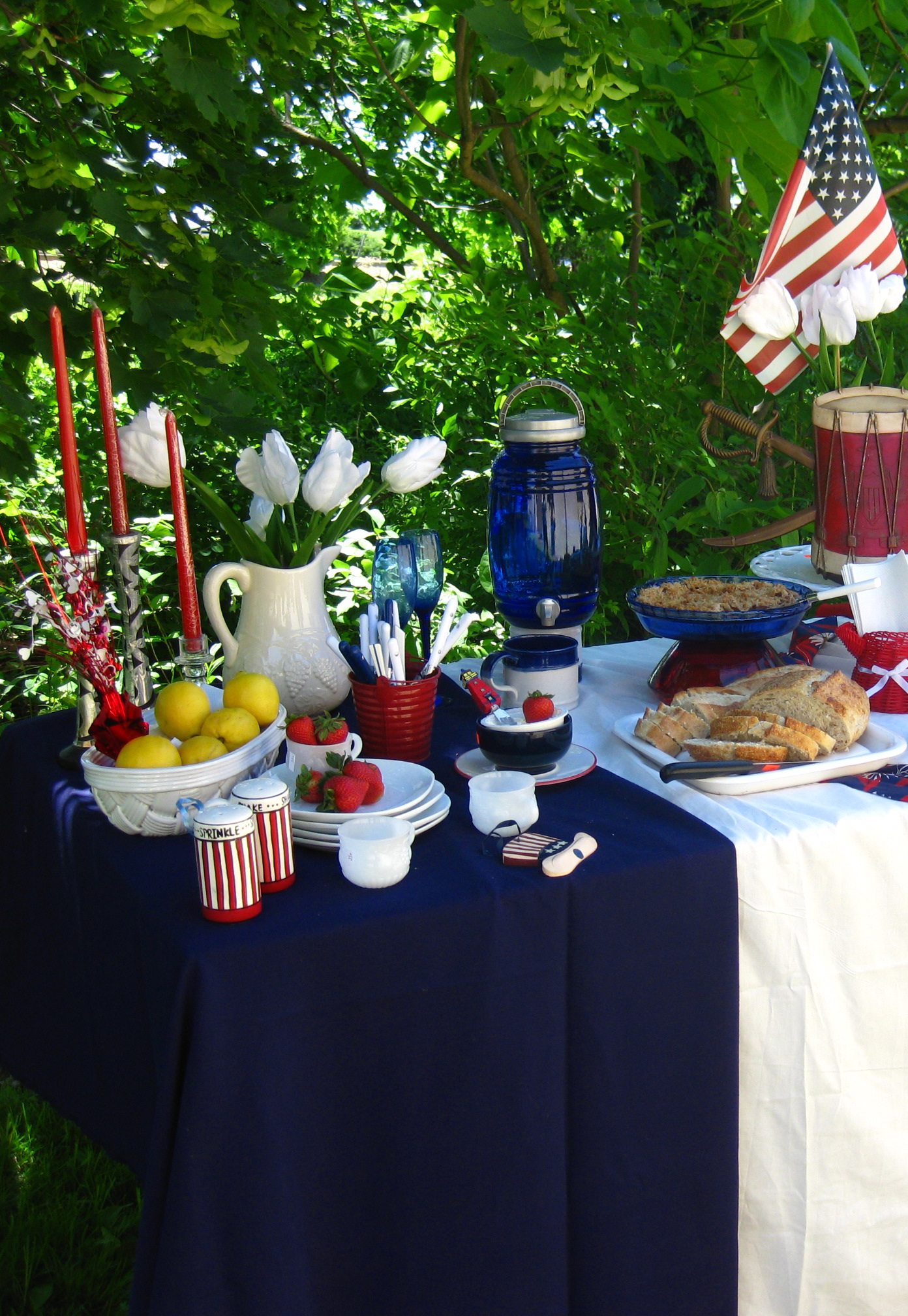 Celebrate the Red, White and Blue! | Impact Thrift Stores - photo#20