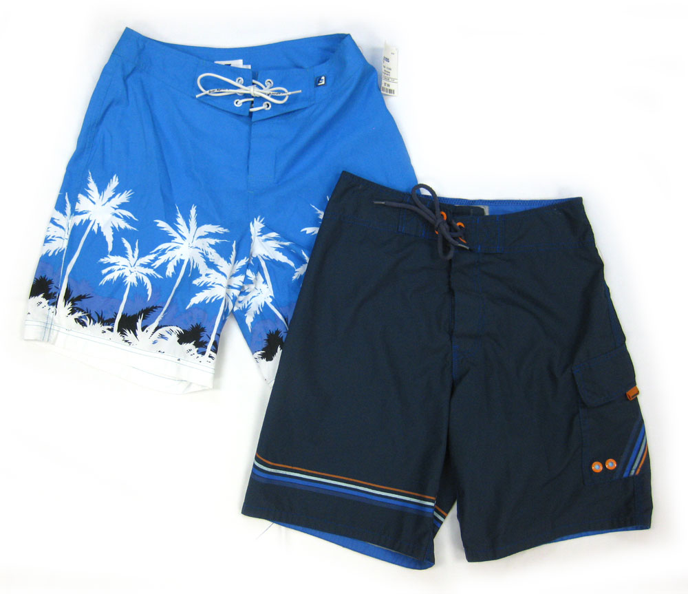 Men s Swimwear. Get your boogey on at the beach in the hottest styles of men's swimwear. Whether you're taking on the waves or swimming laps at the pool, .