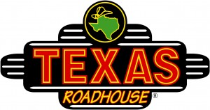 Corporate logo for Texas Roadhouse Restaurant