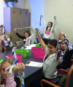 4th Graders from Pennypack Elementary School in Hatboro-Horsham PA