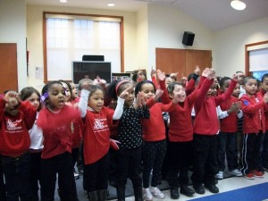 Jenkintown Day Nursery assembly
