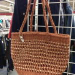 Sustained Acts Kenya Craft Bag at Impact Thrift Stores