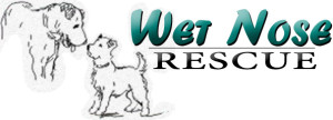 Wet Nose Rescue Feasterville logo