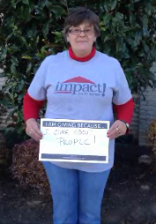 Impact Thrift Stores supports #GivingTuesday