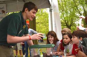 Elmwood Park Zoo on Wheels will be at Impact Thrift Stores free Spring Fest event at Impact Thrift Store Norristown