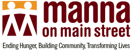 Manna on Main Street provides meals and non-perishable food items to families and individuals in the North Penn community with a goal to end hunger