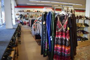 Boutique Clothing Department at Hatboro Impact Thrift Store