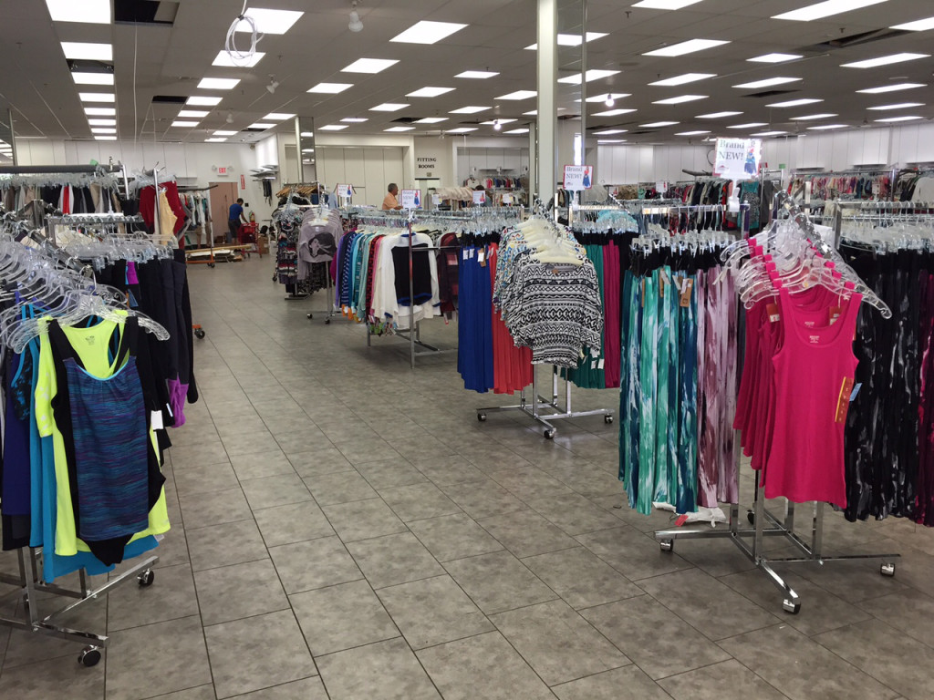 Impact Thrift Stores Bristol Fashion Outlet is located in the Bristol Park Shopping Plaza in Bristol, Pennsylvania and features new and gently used clothing, shoes and accessories for the family