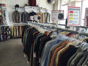 Mens clothing available at Impact Thrift Stores Bristol Fashion OUTLET