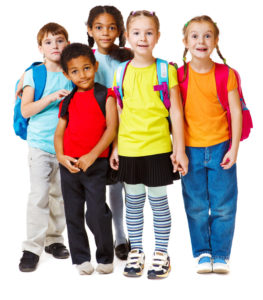 Impact Thrift Stores is a great place to shop for back to school clothing for children of every age.