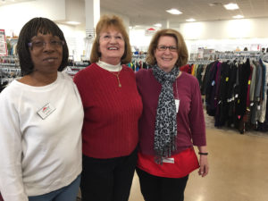 shop donate volunteer at Impact Thrift Store in Norristown, Feasterville and Montgomeryville PA